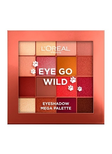 L'Oréal Paris L'Oreal Paris Eye Go Wild Far Paleti Renkli